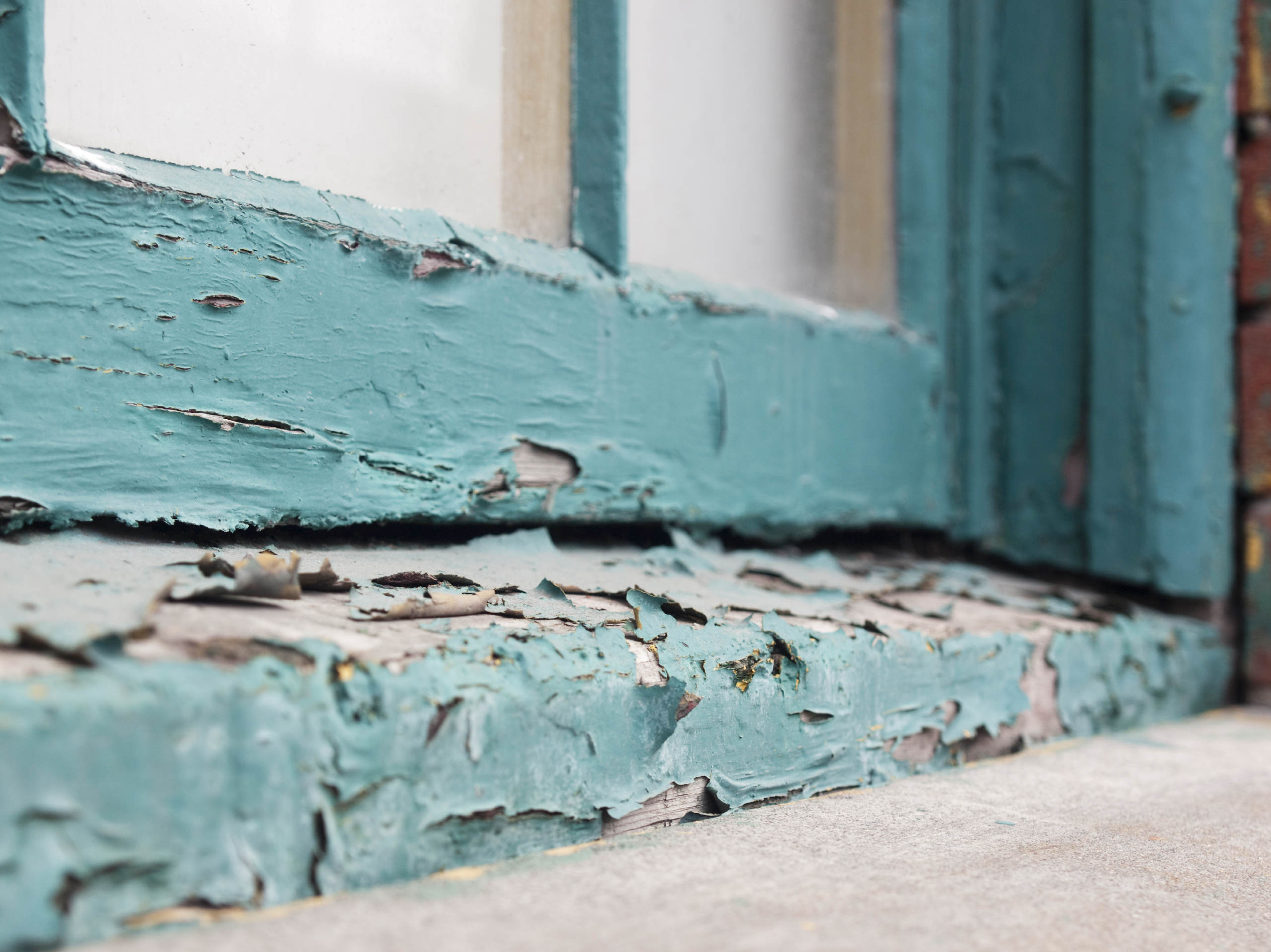 The Dangers Of Lead Based Paint Flying Colours Painting
