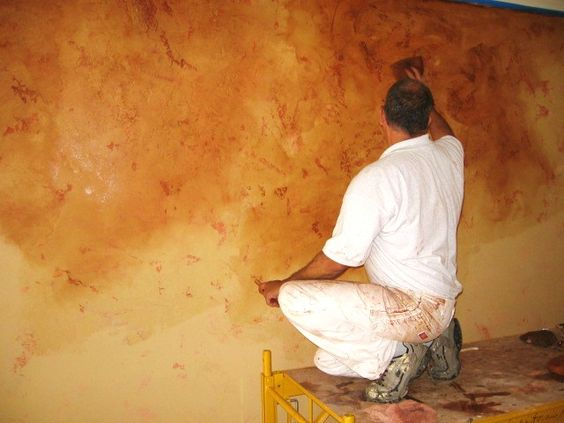 Faux Painting Design Tips Flying Colours Painting
