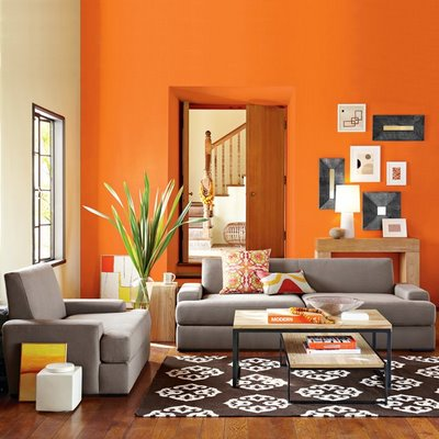 The Accent Wall: Bold and Beautiful