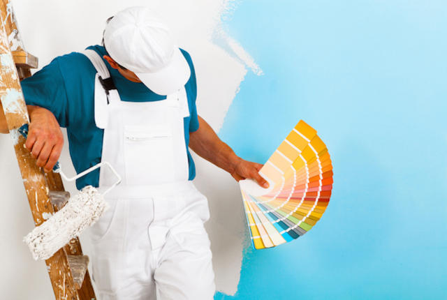 Making the Best Interior Paint Choice