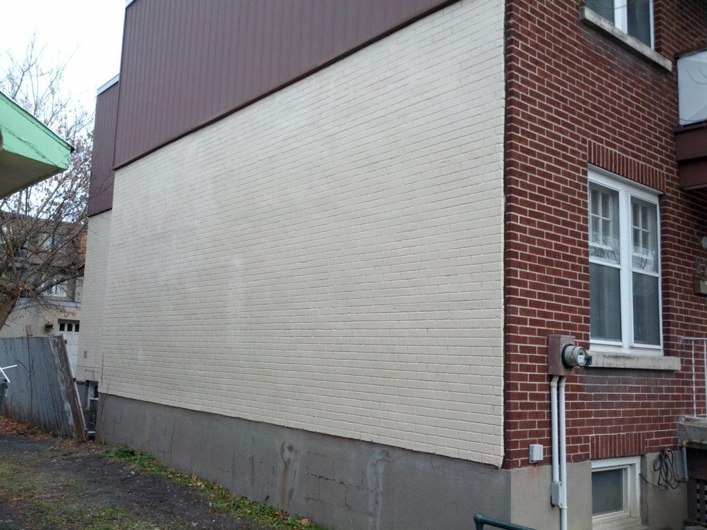Exterior Finishing